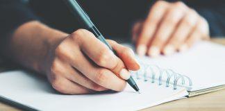 como hacer una carta