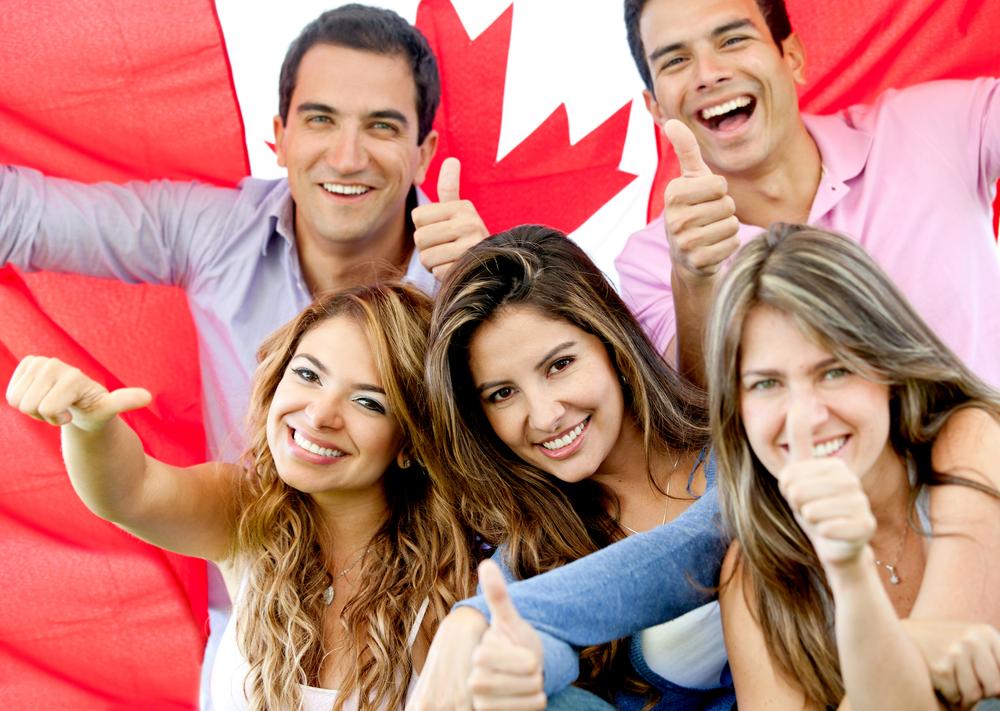 Becas Canadá