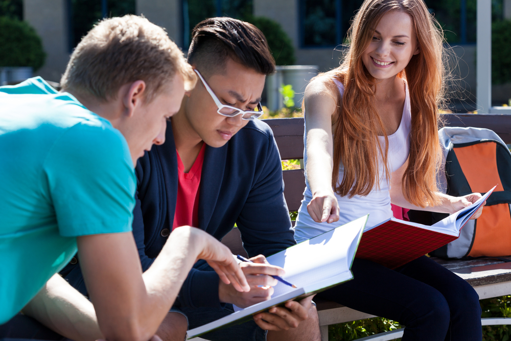 Becas para estudiantes