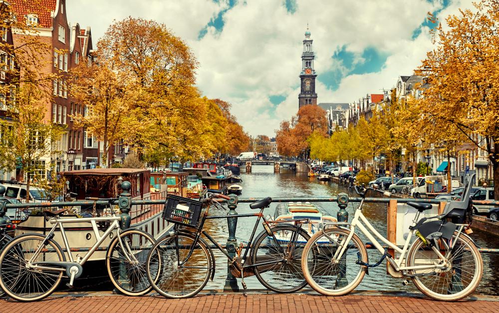 Becas para estudiar en Holanda